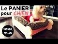 Comment fabriquer un panier pour chien (lit pour chien) - EP34
