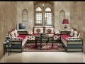Le salon marocain dans toute sa splendeur