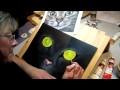 Comment peindre un chat : le travail des yeux (1/2)