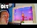 Cadre 3D LED Mario ! TuTo DIY