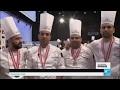 Mondial de la pâtisserie : l'Algérie, meilleure équipe africaine
