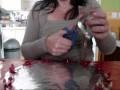 Comment faire des sets de table pour les fêtes!.wmv