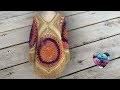 Poncho Bohème Crochet très facile