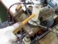 Fabrication d'un moule en plomb