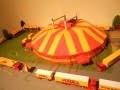 maquette du cirque pinder 2012