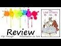 Review - Disney Love Stories - Présentation du livre