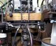 """Usine  """"DFI"""" : fabrication de disques vinyles en France."""