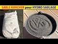 sable sablage karcher pour hydrosablage karcher nettoyeur haute pression