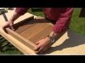 Fabriquer des meubles de jardin