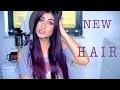 Lufy - Mes nouveaux cheveux! YAAAH (Ok, plutôt ma nouvelle couleur)