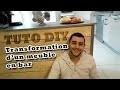 TUTO DIY - Transformer un meuble en bar