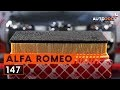 Comment remplacer des filtre à air sur une ALFA ROMEO 147 TUTORIEL | AUTODO