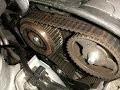 Comment changer une courroie de distribution moteur 1.8 essence EW7J