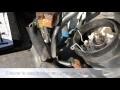 Toyota Yaris 2006 - 2010 Tuto changement de feu de croisement