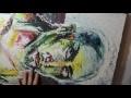 Comment l'art : la peinture