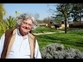 Marc Grollimund, un paysan adepte du jardin mandala.
