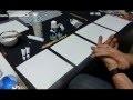Test et présentation de matériel de peinture aquarelle : Comment utiliser le drawing gum ?