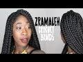 TUTO COIFFURE • Méthode crochet avec Zramaleh