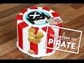 RECETTE GÂTEAU PIRATE PÂTE A SUCRE | CAKE DESIGN