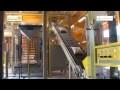 Fabrication des granulés de bois 100 % naturel Moulin Bois Energie, certifiés NF et EN +