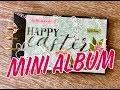 Mini-album de Pâques avec Simple Stories
