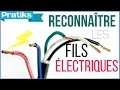 Bricolage - Comment reconnaître les fils électriques