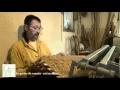 Conservatoire Dynamique des Gestes Techniques : gestes du vannier, fabrication d'un panier, le fond