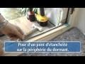 Installation d'une fenêtre PVC en rénovation - Tryba