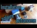 Comment réaliser une installation solaire autonome