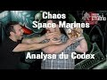 FWS Analyse du codex Space marines du chaos V8