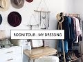 ROOM TOUR : MY DRESSING