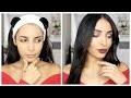 Nouvelles marques chez Etam : Maquillage test en direct !
