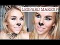 Maquillage Leopard / Leopard MakeUp