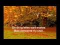 L'automne de maurice careme