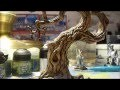 Warhammer - Comment peindre un arbre Citadel - Tuto Peinture