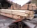 Huet Bois, construction de chalet en rondin