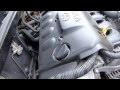Comment faire une vidange et remplacer le filtre à huile sur Toyota Yaris (1.5 TS 2001)