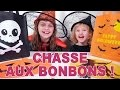 [VLOG] Chasse d'Halloween aux bonbons & Surprise de fin - Studio Bubble Tea tricks or treats