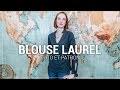 [ COUTURE ] BLOUSE LAUREL - PATRON GRATUIT