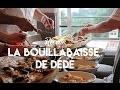 La Bouillabaise au Rayol Canadel avec le Chef André Del Monte