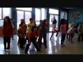 Danse africaine enfants - maternelle