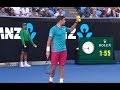 Les moments cultes du Tennis #8 (caméra, raquette, cheveux)