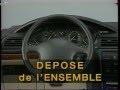 Tuto Interventions planche de bord Peugeot 406