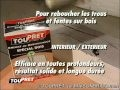 Les enduits spécial bois - © TOUPRET sur Maisonbrico.com