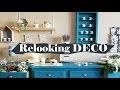 DECO : RELOOKING BOUTIQUE - AVANT/APRES