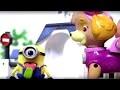 Pat'Patrouille sauve les mignons du dragon! Vidéo en français pour enfants
