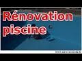 Renovation piscine : remplacer un liner par une peinture, experience