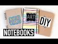 DIY Back to School Facile : CUSTOMISER SES CAHIERS / NOTEBOOKS (français)