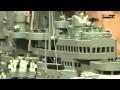 Maquette USS Missouri octobre 2011