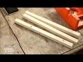 Atelier créatif : fabriquer un vase sur pilotis